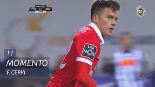SL Benfica, Jogada, F. Cervi aos 11'
