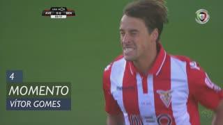 CD Aves, Jogada, Vitor Gomes aos 4'