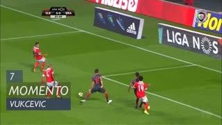 SC Braga, Jogada, Vukcevic aos 7'