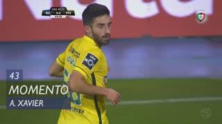 FC P.Ferreira, Jogada, António Xavier aos 43'