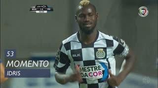 Boavista FC, Jogada, Idris aos 53'