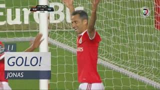 GOLO! SL Benfica, Jonas aos 11', SL Benfica 1-0 CD Feirense