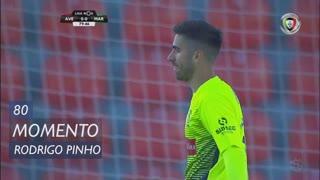 Marítimo M., Jogada, Rodrigo Pinho aos 80'