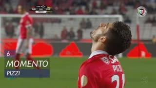 SL Benfica, Jogada, Pizzi aos 6'