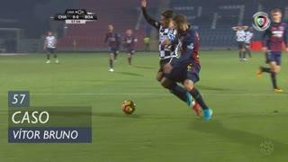 Boavista FC, Caso, Vítor Bruno aos 57'