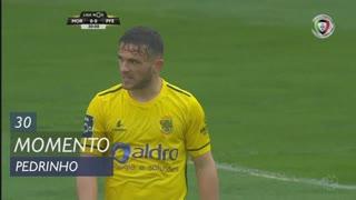 FC P.Ferreira, Jogada, Pedrinho aos 30'