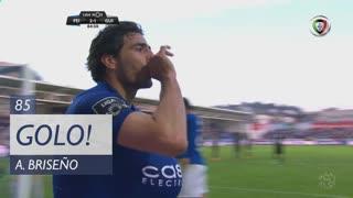 GOLO! CD Feirense, A. Briseño  aos 85', CD Feirense 2-1 Vitória SC