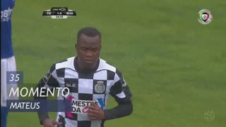 Boavista FC, Jogada, Mateus aos 35'