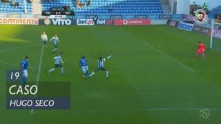 CD Feirense, Caso, Hugo Seco aos 19'