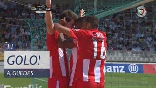 GOLO! CD Aves, Alexandre Guedes aos 11', Moreirense FC 0-1 CD Aves