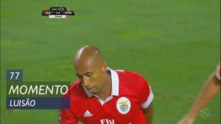SL Benfica, Jogada, Luisão aos 77'