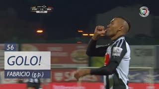 GOLO! Portimonense, Fabricio aos 56', Portimonense 1-2 SC Braga