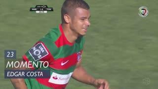 Marítimo M., Jogada, Edgar Costa aos 23'
