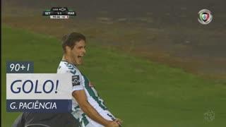 GOLO! Vitória FC, Gonçalo Paciência aos 90'+1', Vitória FC 2-1 Marítimo M.