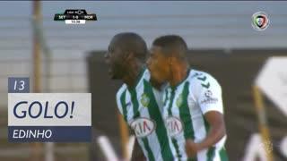 GOLO! Vitória FC, Edinho aos 13', Vitória FC 1-0 Moreirense FC