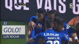 GOLO! CD Feirense, Luís Rocha aos 32', CD Feirense 1-1 Portimonense