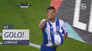 GOLO! FC Porto, Corona aos 65', FC Porto 5-1 FC P.Ferreira