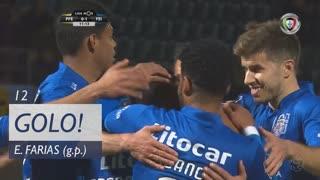 GOLO! CD Feirense, Edson Farias aos 12', FC P.Ferreira 0-1 CD Feirense