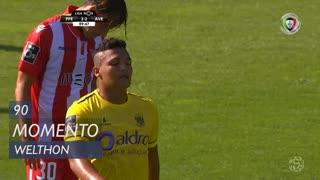 FC P.Ferreira, Jogada, Welthon aos 90'