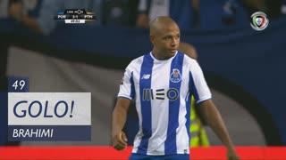 GOLO! FC Porto, Brahimi aos 49', FC Porto 4-1 Portimonense