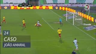 Vitória FC, Caso, João Amaral aos 24'