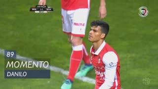 SC Braga, Jogada, Danilo aos 89'