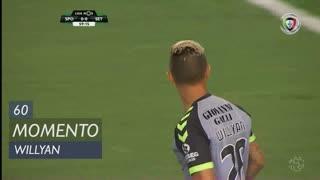 Vitória FC, Jogada, Willyan aos 60'