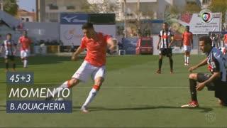 Moreirense FC, Jogada, B. Aouacheria aos 45'+3'