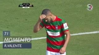 FC P.Ferreira, Jogada, Ricardo Valente aos 71'