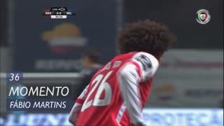 SC Braga, Jogada, Fábio Martins aos 36'