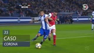 FC Porto, Caso, Corona aos 35'