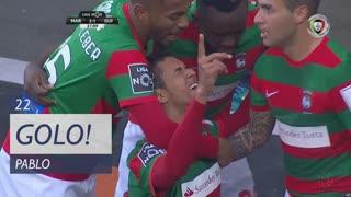 GOLO! Marítimo M., Pablo aos 22', Marítimo M. 2-1 Vitória SC