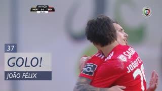 GOLO! SL Benfica, João Félix aos 37', Moreirense FC 0-1 SL Benfica