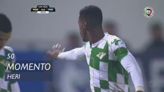 Moreirense FC, Jogada, Heri aos 50'