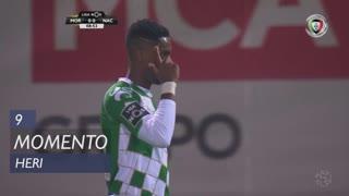 Moreirense FC, Jogada, Heri aos 9'