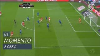 SL Benfica, Jogada, F. Cervi aos 81'