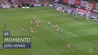SC Braga, Jogada, João Novais aos 66'