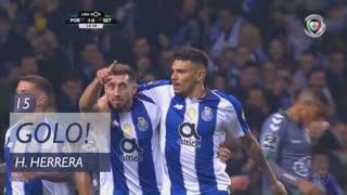 GOLO! FC Porto, H. Herrera aos 15', FC Porto 1-0 Vitória FC