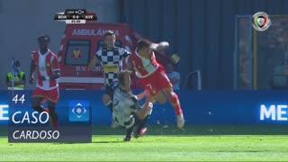 Boavista FC, Caso, Cardoso aos 44'