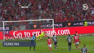 SL Benfica, Jogada, Ferreyra aos 14'