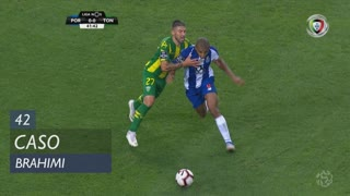 FC Porto, Caso, Brahimi aos 42'