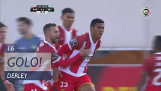 GOLO! CD Aves, Derley aos 16', CD Aves 1-0 Vitória FC