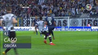 Boavista FC, Caso, Obiora aos 45'