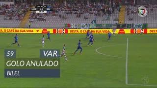 Moreirense FC, Golo Anulado, Bilel aos 59'
