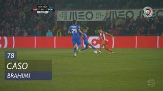 FC Porto, Caso, Brahimi aos 78'