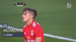 SL Benfica, Jogada, F. Cervi aos 29'