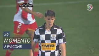 Boavista FC, Jogada, F. Falcone aos 56'