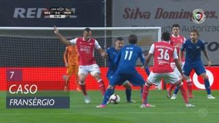 SC Braga, Caso, Fransérgio aos 7'