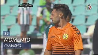 CD Nacional, Jogada, Camacho aos 39'