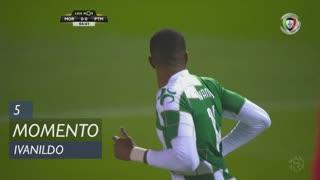 Moreirense FC, Jogada, Ivanildo aos 5'